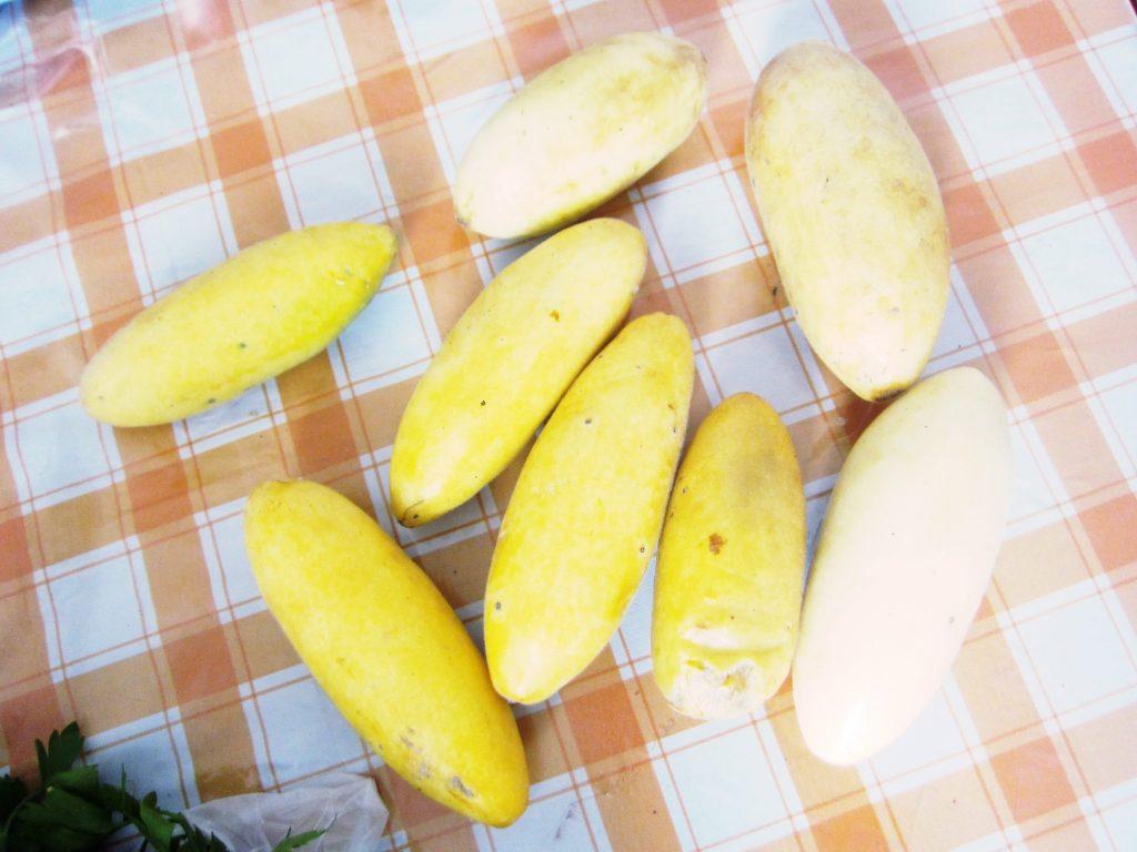 ペルー、果物、フルーツ、健康、Tumbo