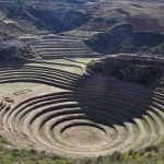 ペルー・クスコの観光スポット!聖なる谷 Moray 農場試験場・遺跡!巨大ミステリーサークル!?