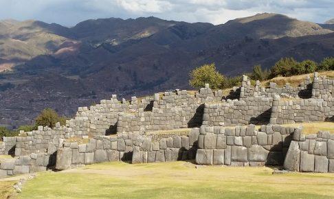 ペルー、クスコ、遺跡、観光スポット、Sacsaywaman