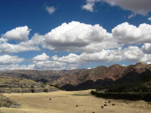 ペルー、クスコ、遺跡、観光スポット、sacsayhuaman