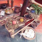 ペルー・クスコ・チンチェーロのアンデス織物の染料や染め方がわかるお土産屋さん ANTAKILLKA