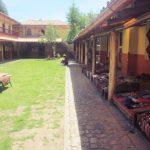 ペルー・クスコとチンチェーロで、アンデス柄の伝統的な織物を買うおすすめのお土産屋さん Centro de Textiles Tradicionales del Cusco
