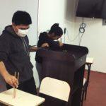 スペイン語圏日本語教師が授業で楽しんで教える箸の使い方