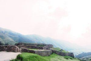 ペルー、クスコ、観光スポット、遺跡、Puca Pucara、プカ・プカラ