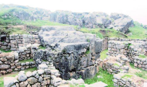 ペルー、クスコ、観光スポット、遺跡、インカ、Kusilluchayoq
