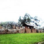 ペルー・クスコの隠れ観光スポット 入場無料の謎の遺跡コチャパタ Qochapata!巨大自然岩石を取り囲む遺跡