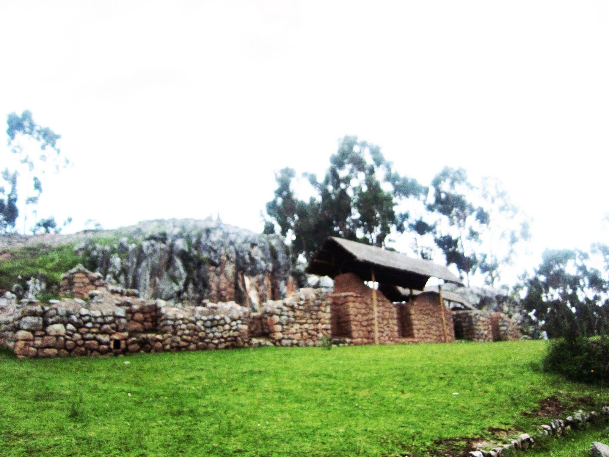 ペルー、クスコ、観光スポット、遺跡、Qochapata