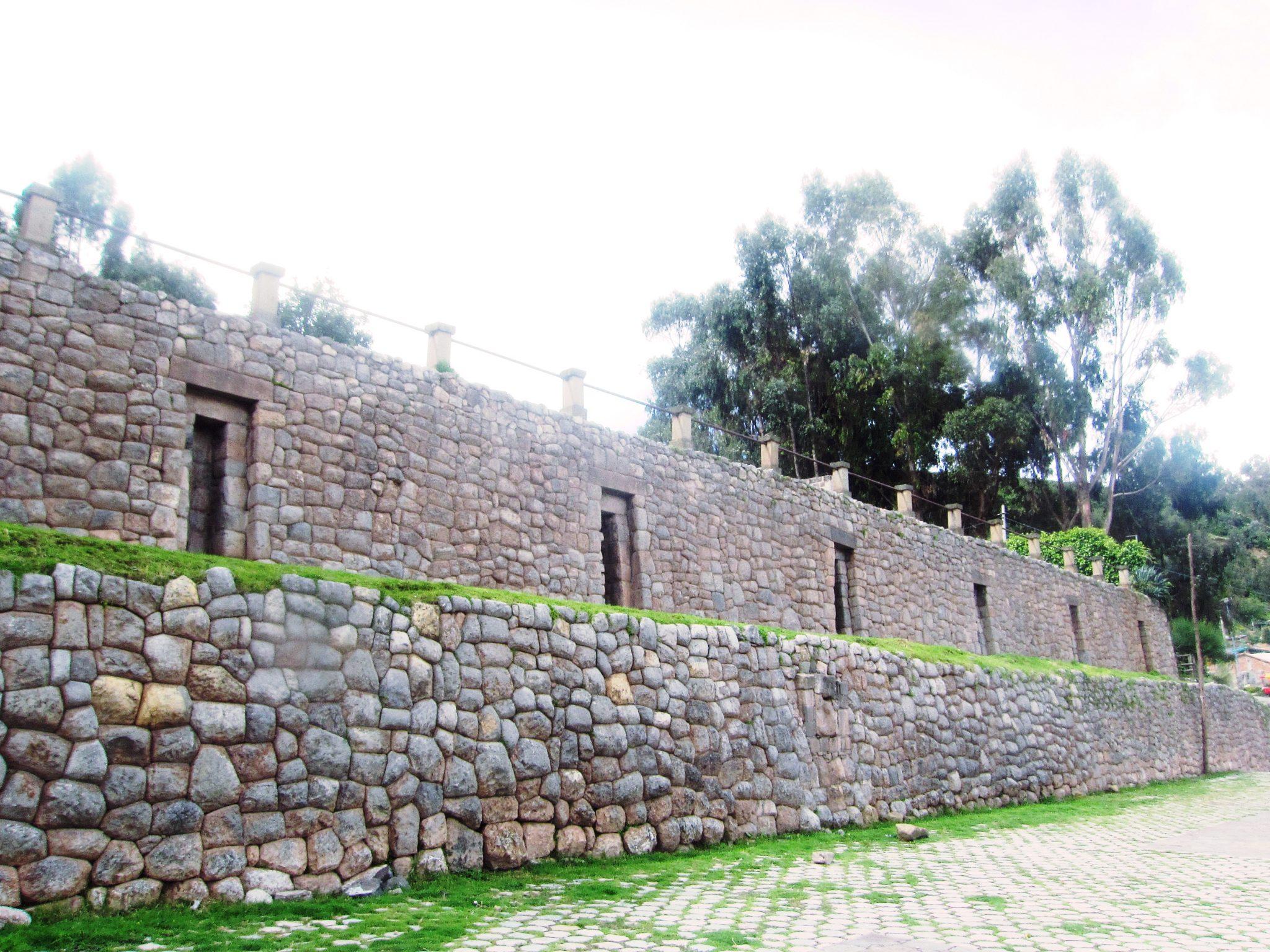 ペルー, クスコ, 観光スポット, 展望台, San Cristobal, Qolqanpata