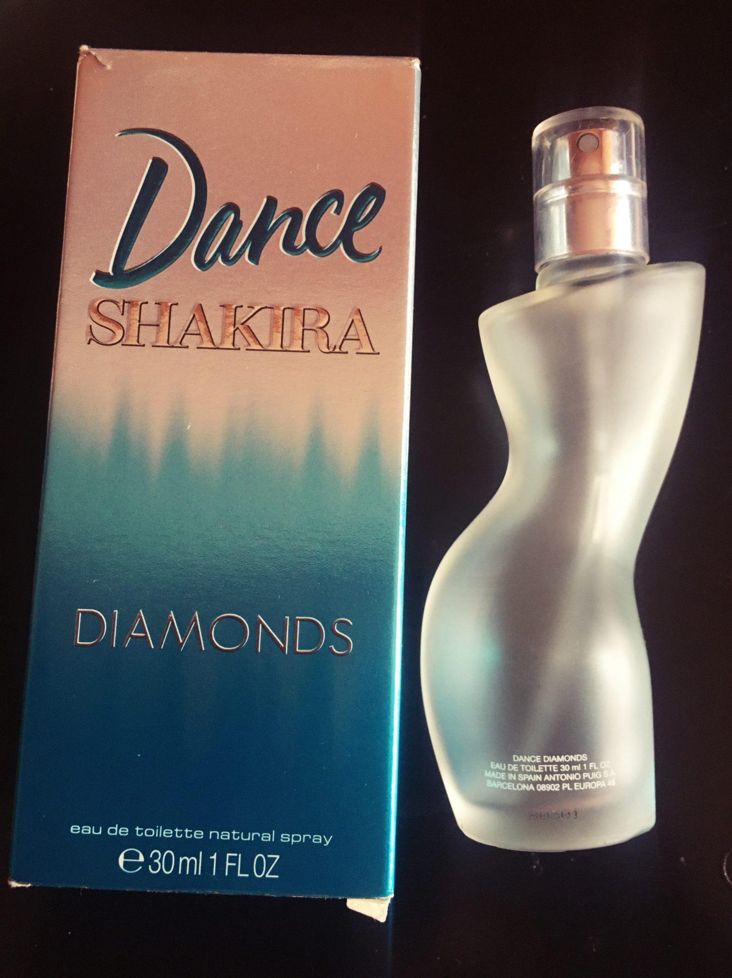 ペルー, 香水, shakira, シャキーラ