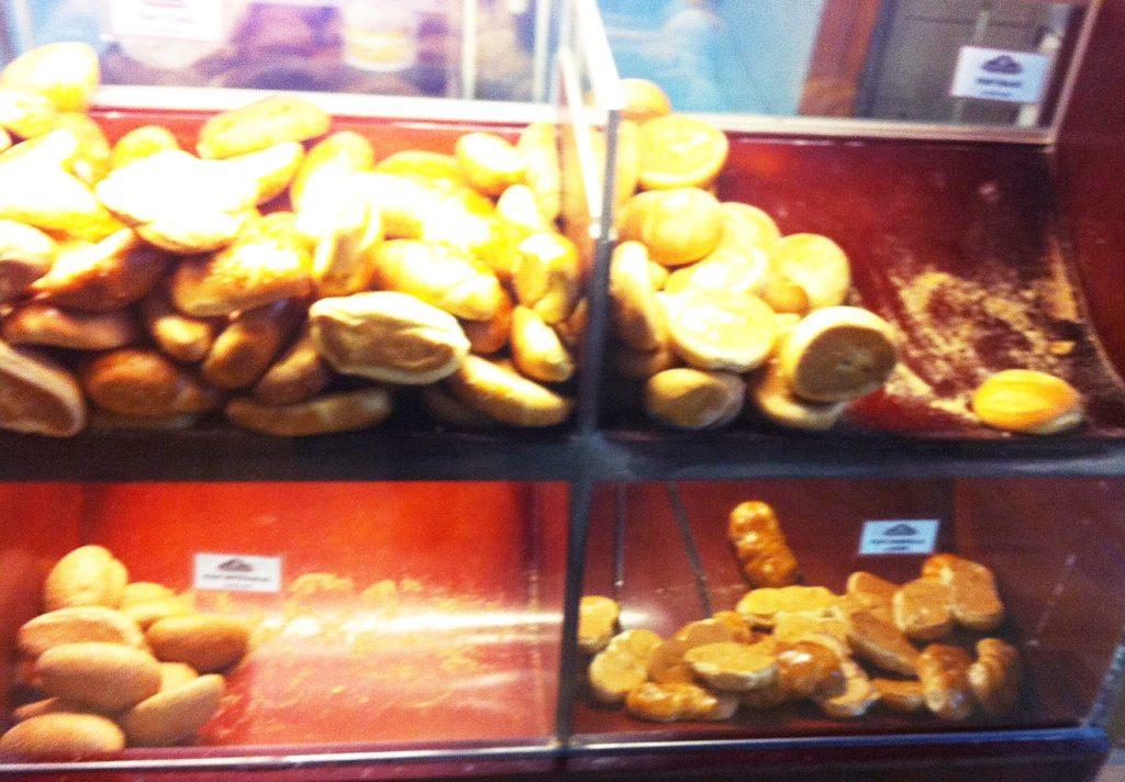 ペルー, クスコ, おいしい, パン, デザート