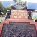 クスコ・ケチュア語の挨拶!インカ帝国の3つの掟 Ama Sua, Ama Llulla, Ama Quella は、昔クスコ・ケチュア語の挨拶だった!