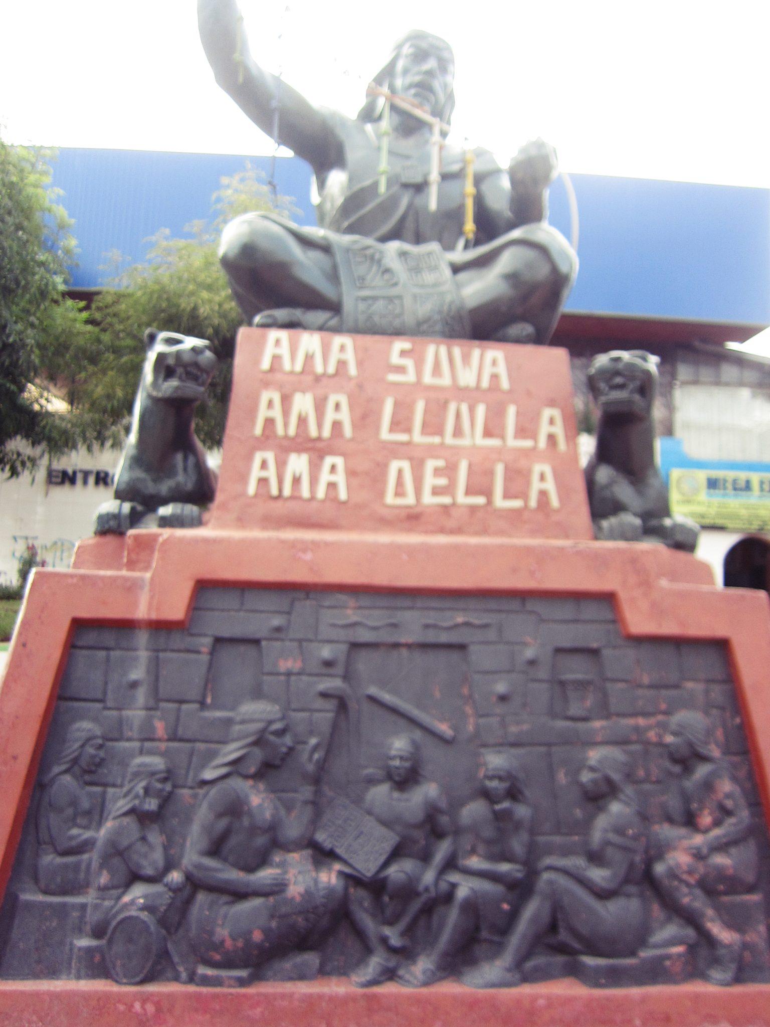 ペルー, クスコ, インカ, ケチュア, 挨拶