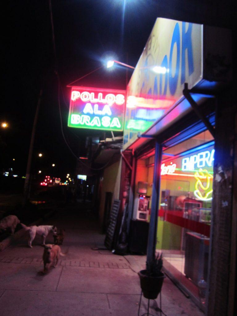 ペルー, クスコ, ペルー料理, レストラン, ローストチキン