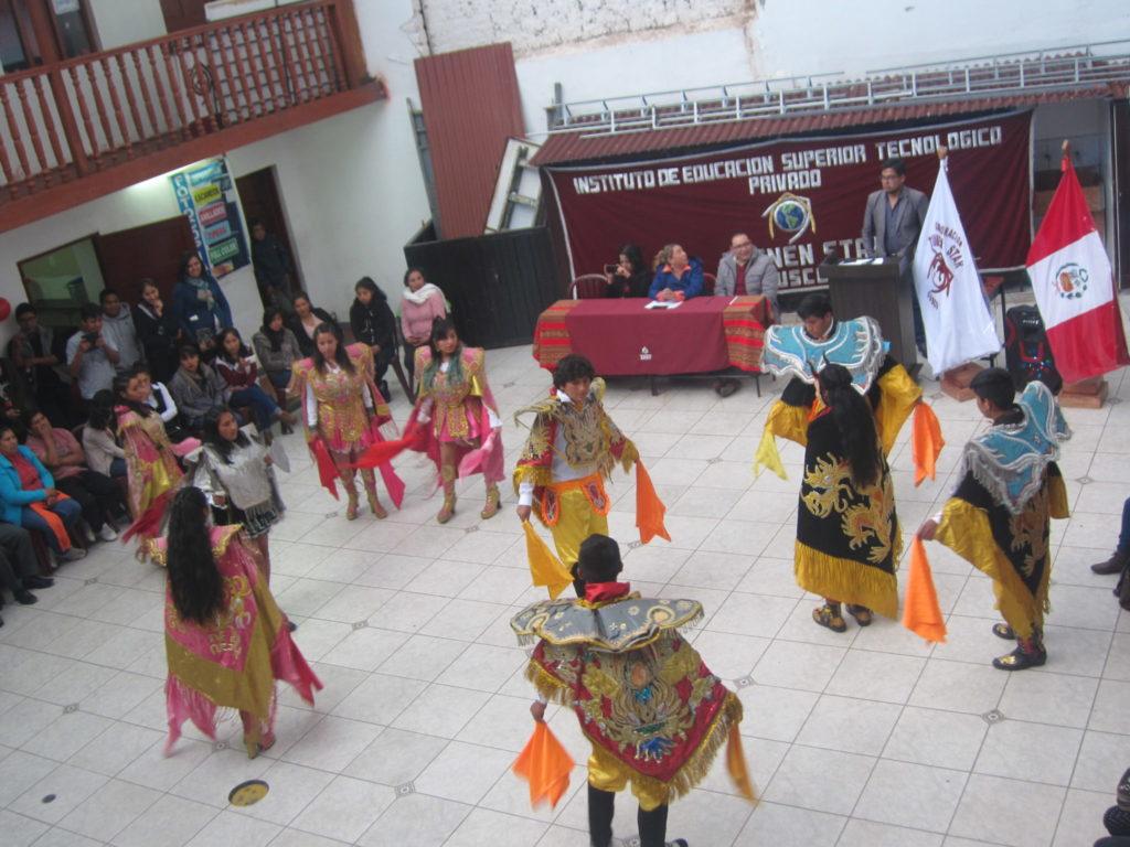 ペルー, ダンス, 踊り
