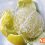 ペルー人の大好きなレモンの親戚、ペルーの果物 Lima の栄養と効能、効果!レモンとオレンジの中間ぐらい?!