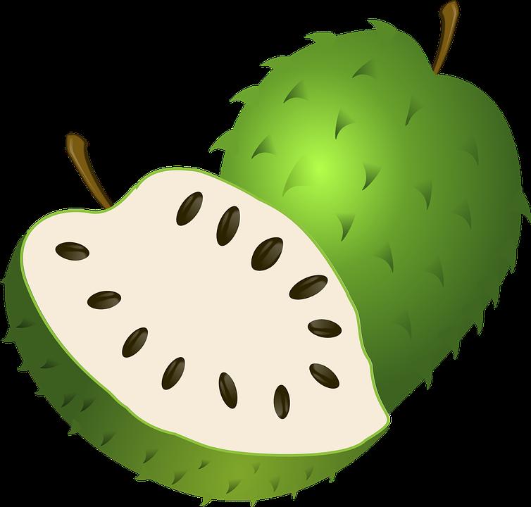 ペルー, フルーツ, 果物, Guanábana, 栄養, 効能, 効果