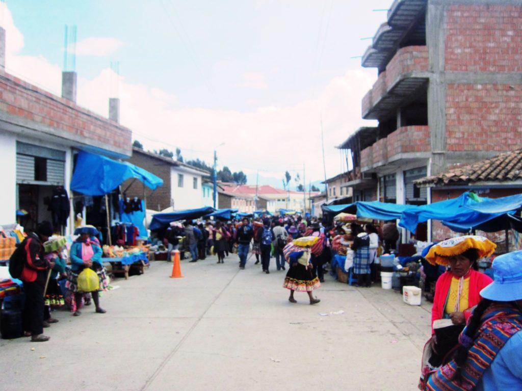 ペルー, 旅行, 市場