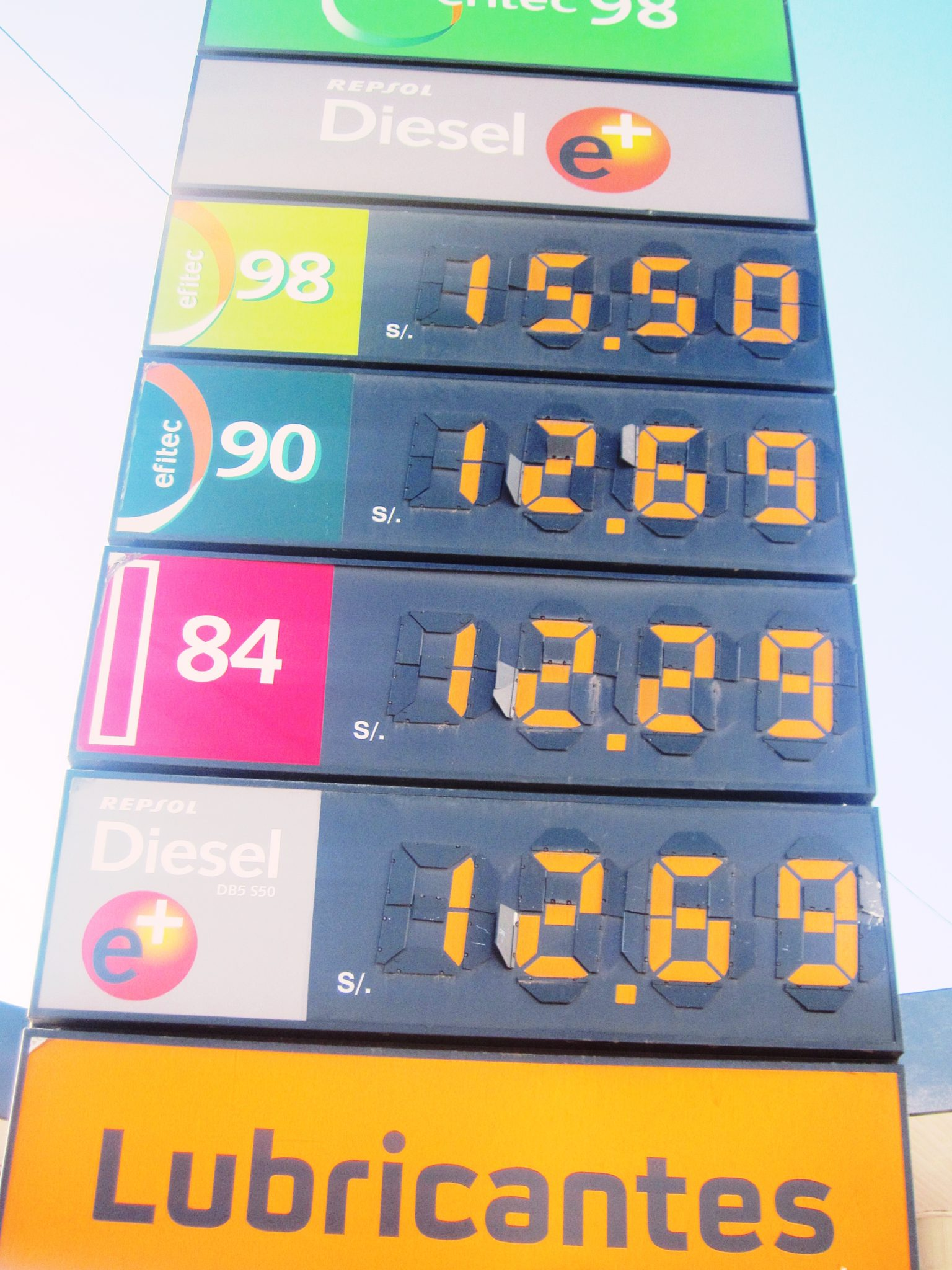 ペルー, 税金, ガソリン, 酒, タバコ, 車