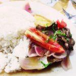 ペルー・クスコのペルー料理レストラン Guztanta の安くておいしいランチは、地元ペルー人に大人気!