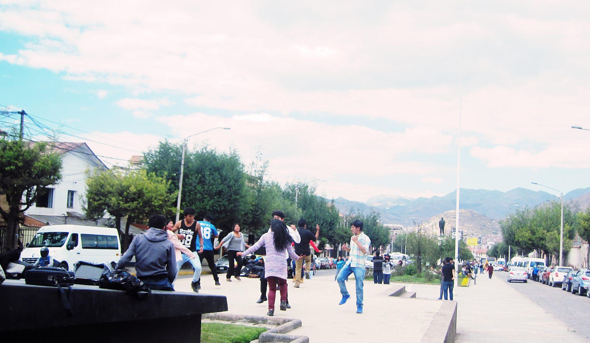 ペルー, クスコ, ダンス