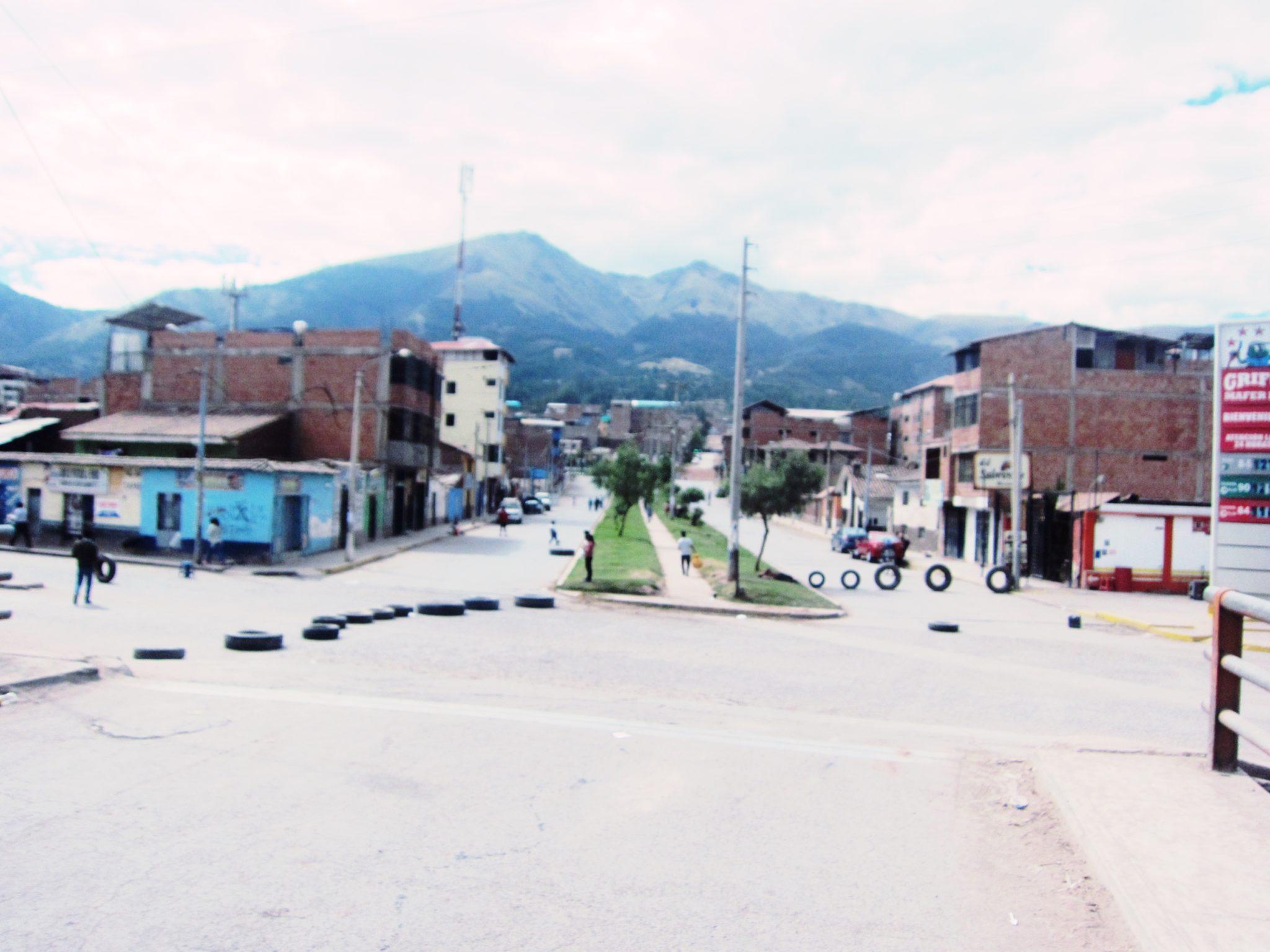 ペルー, ストライキ, クスコ