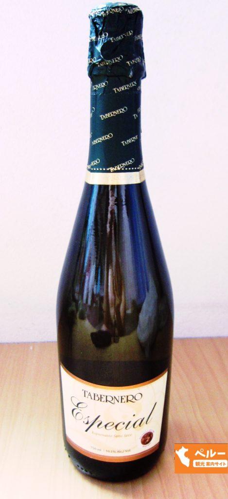 ペルー, お酒, シャンパン