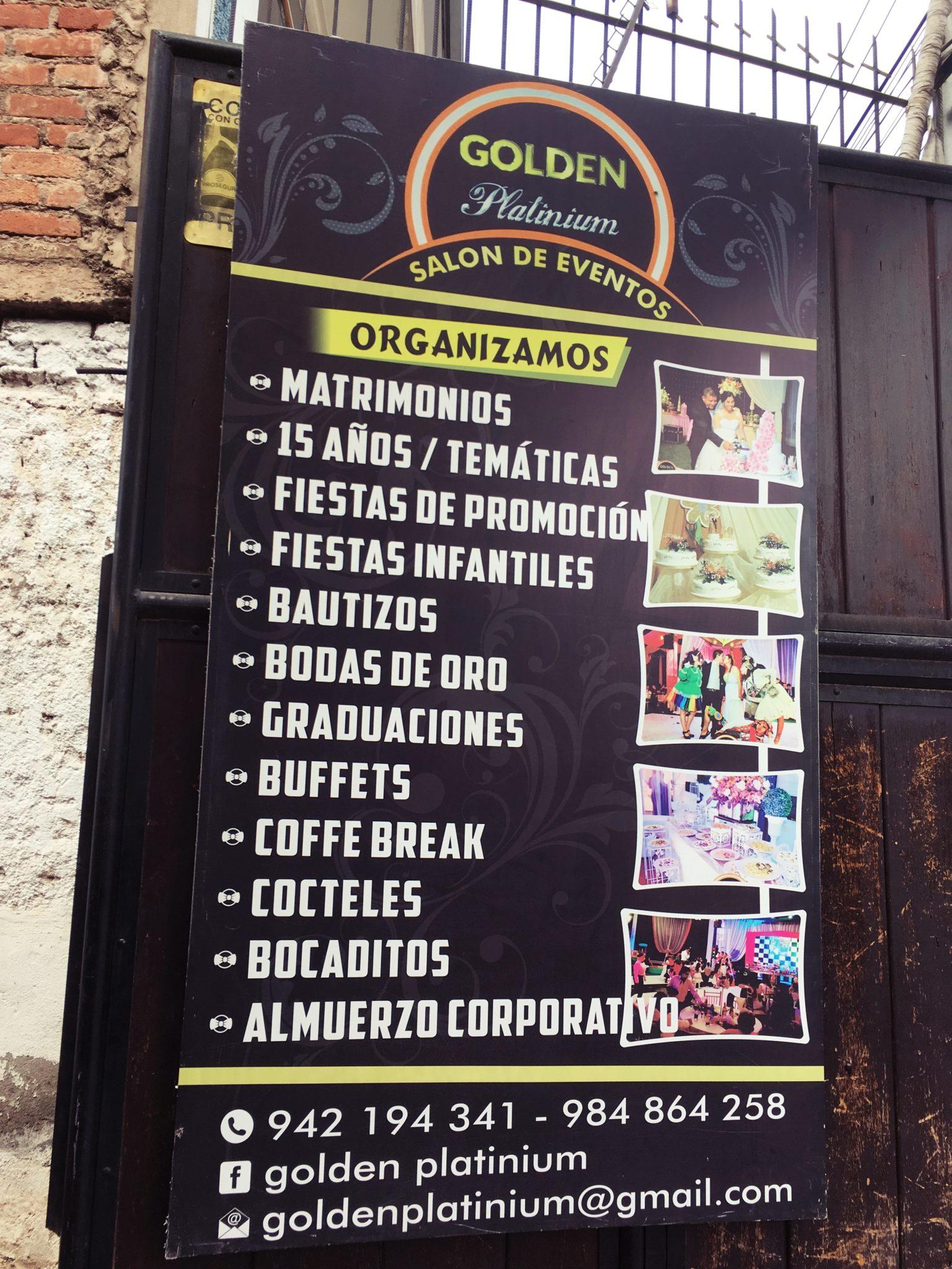 ペルー, クスコ, イベント, パーティー