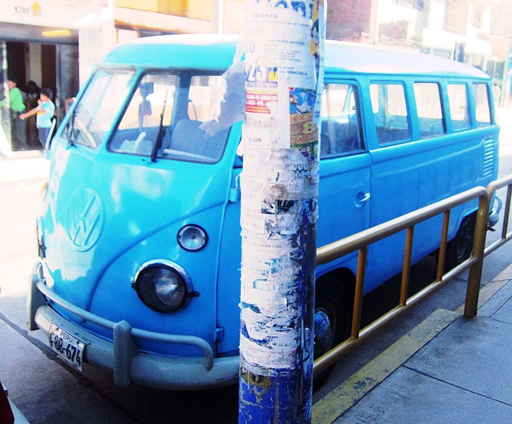 ペルー, 車