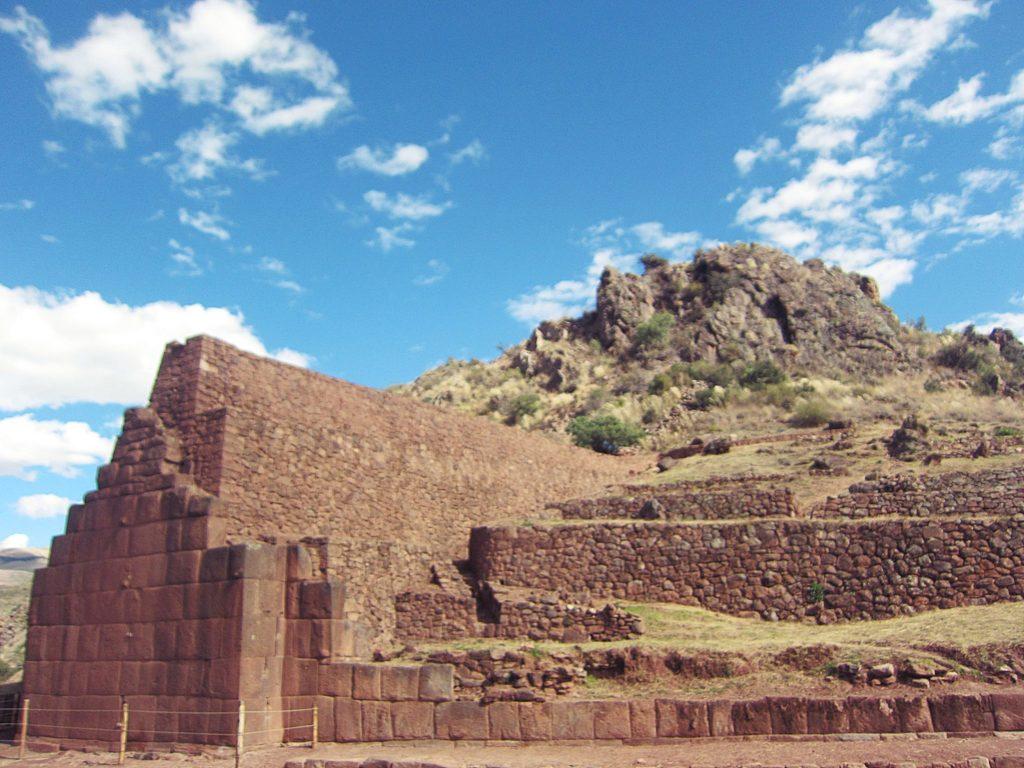 ペルー, クスコ, 観光地, インカ, 遺跡