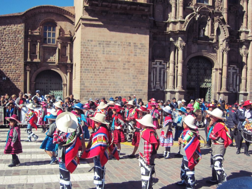 ペルー, クスコ, 祭り, ダンス, 観光