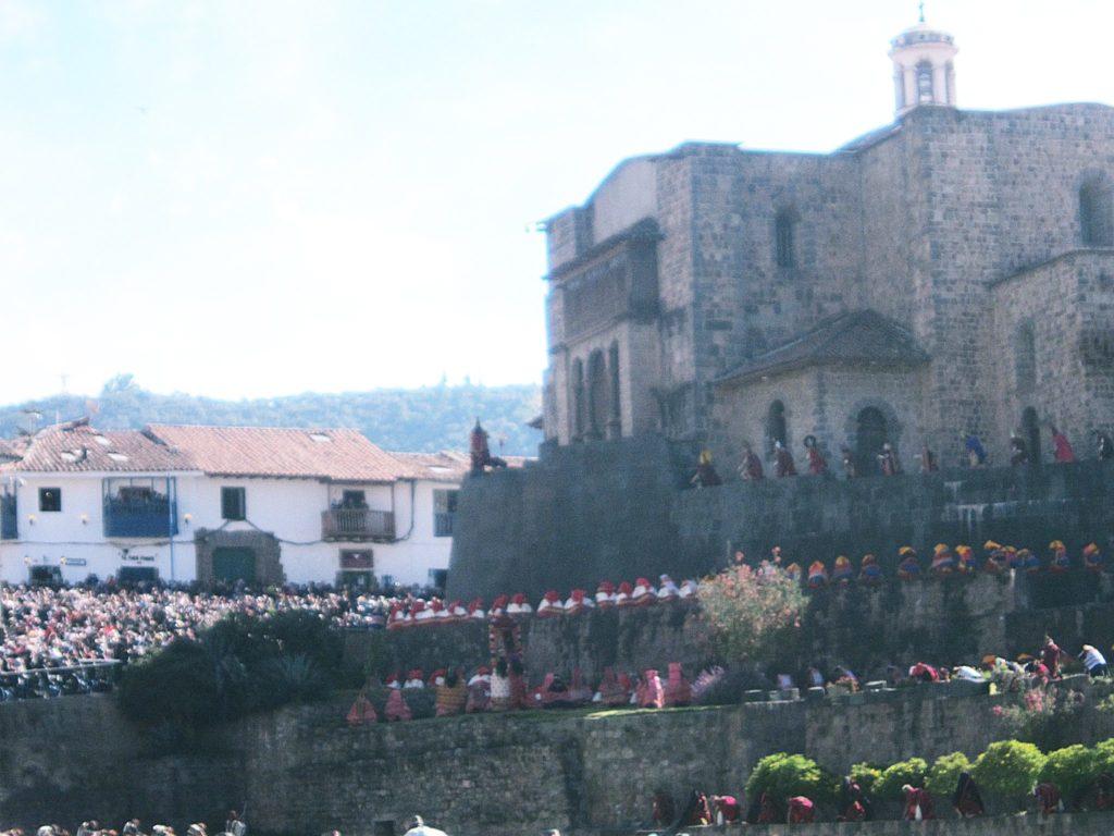 祭り, Inti Raymi, インティ, ダンス, クスコ, ペルー, 旅行