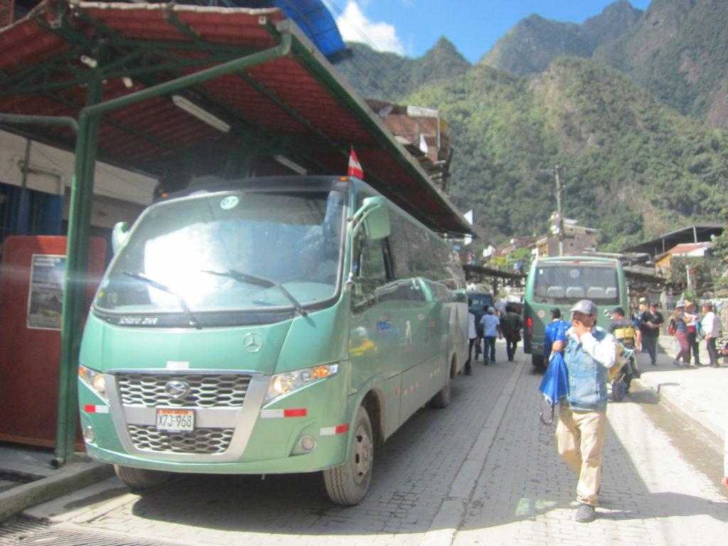 ペルー, 旅行, machu picchu, マチュピチュ, バス