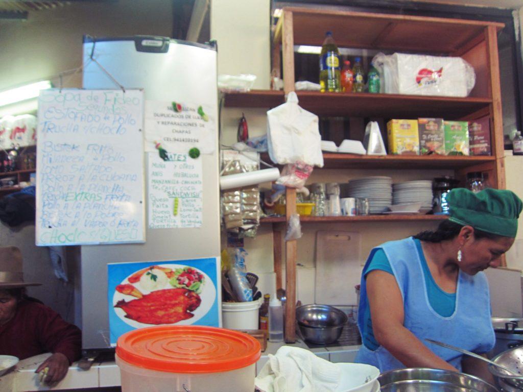ペルー, 旅行, machu picchu, マチュピチュ, 市場, ランチ