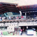 ペルー・マチュピチュ旅行!マチュピチュ村アグアス・カリエンテスのカフェテリア Inkani のアイスクリームはまるでジェラートでおいしい!