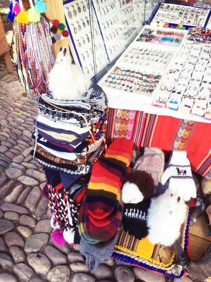 ペルー, クスコ, 観光, Andahuaylillas, アンダウアイリーヤス, お土産