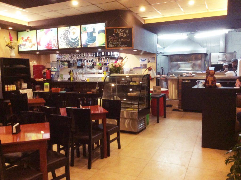 ペルー, クスコ, おいしい, レストラン, ペルー料理, ローストチキン