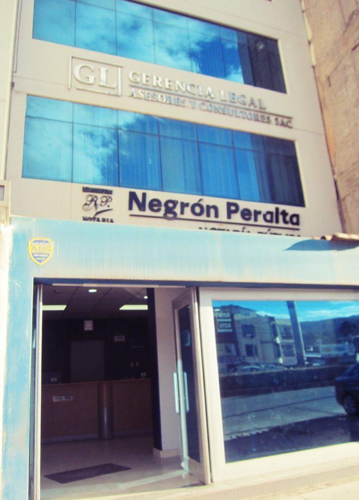 ペルー, クスコ, 手続き, Notaria
