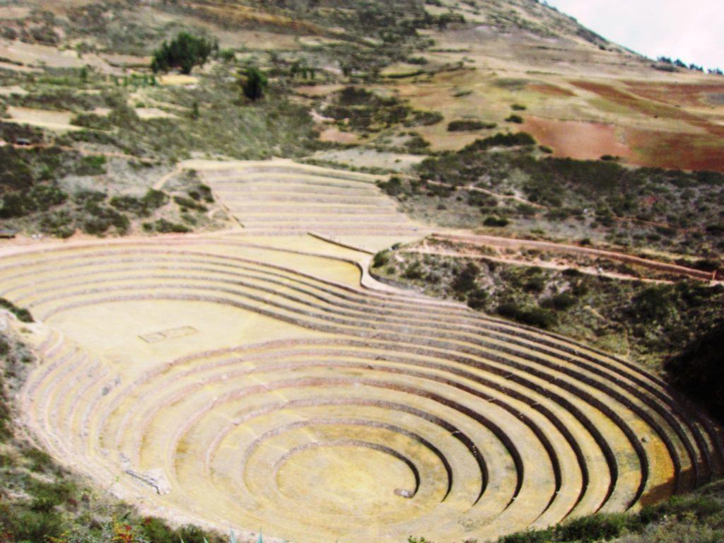 ペルー, クスコ, 聖なる谷, ツアー, モライ