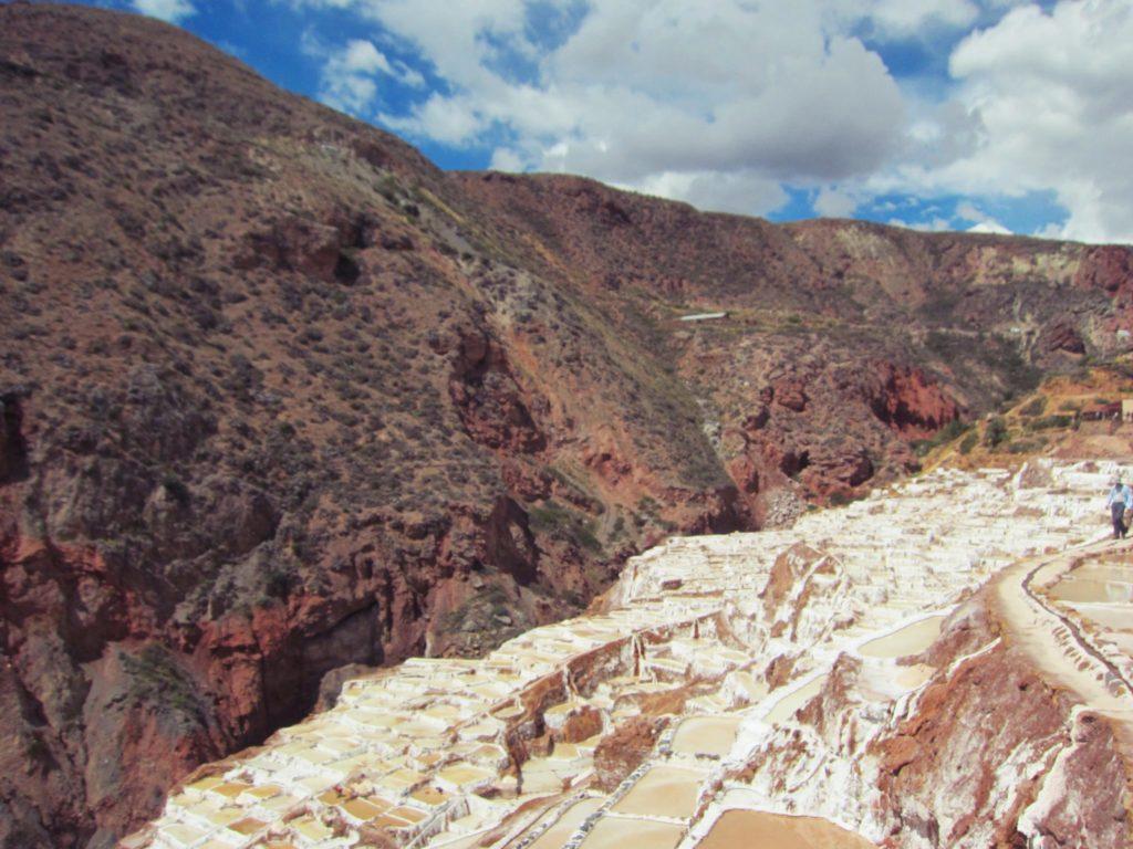 ペルー, クスコ, 聖なる谷, ツアー, マラス, 塩田