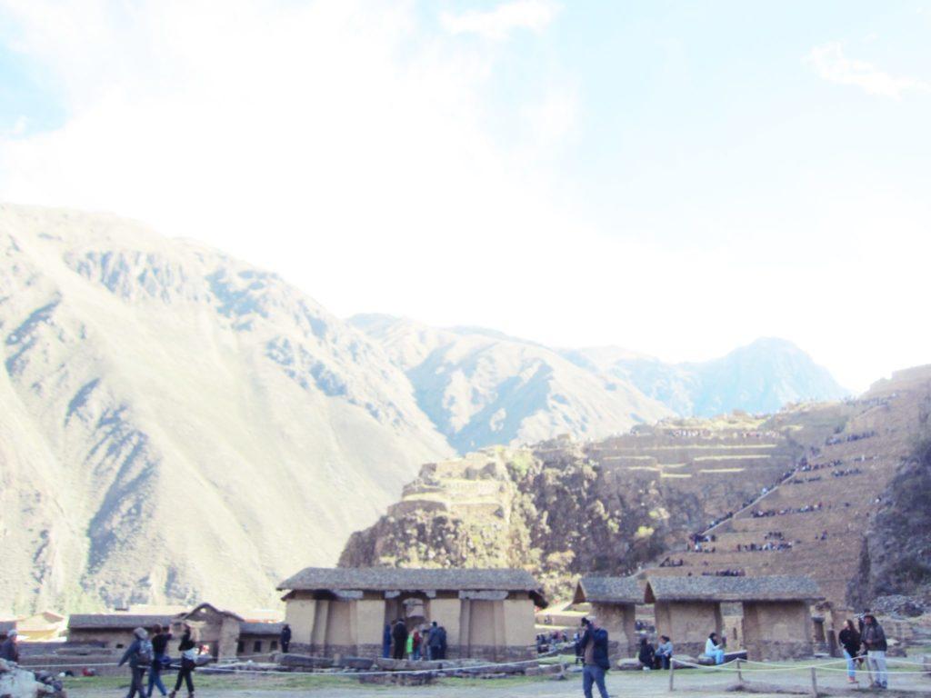 ペルー, クスコ, 聖なる谷, ツアー, オヤンタイタンボ