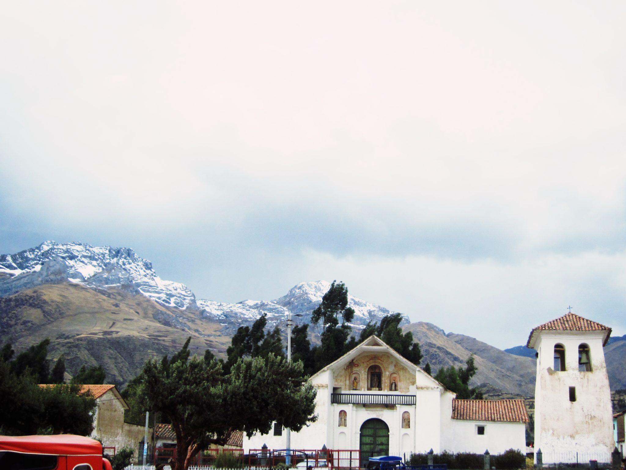 ペルー, クスコ, アンデス, 田舎