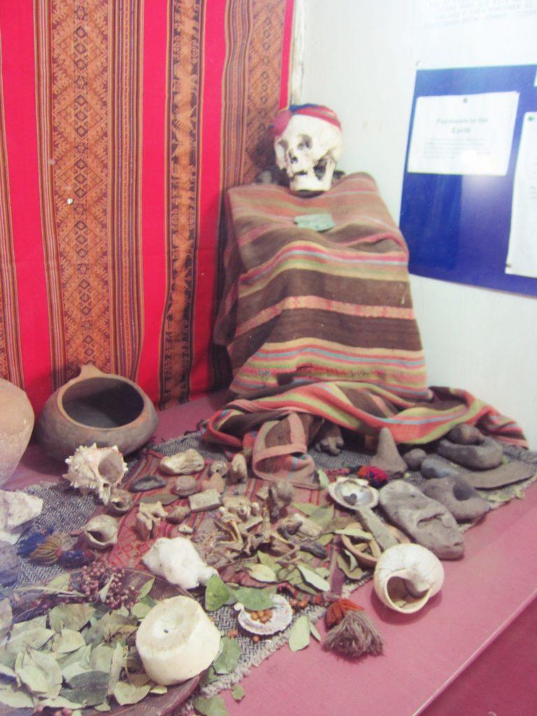ペルー, クスコ, 観光, Andahuaylillas, アンダウアイリーヤス, 博物館