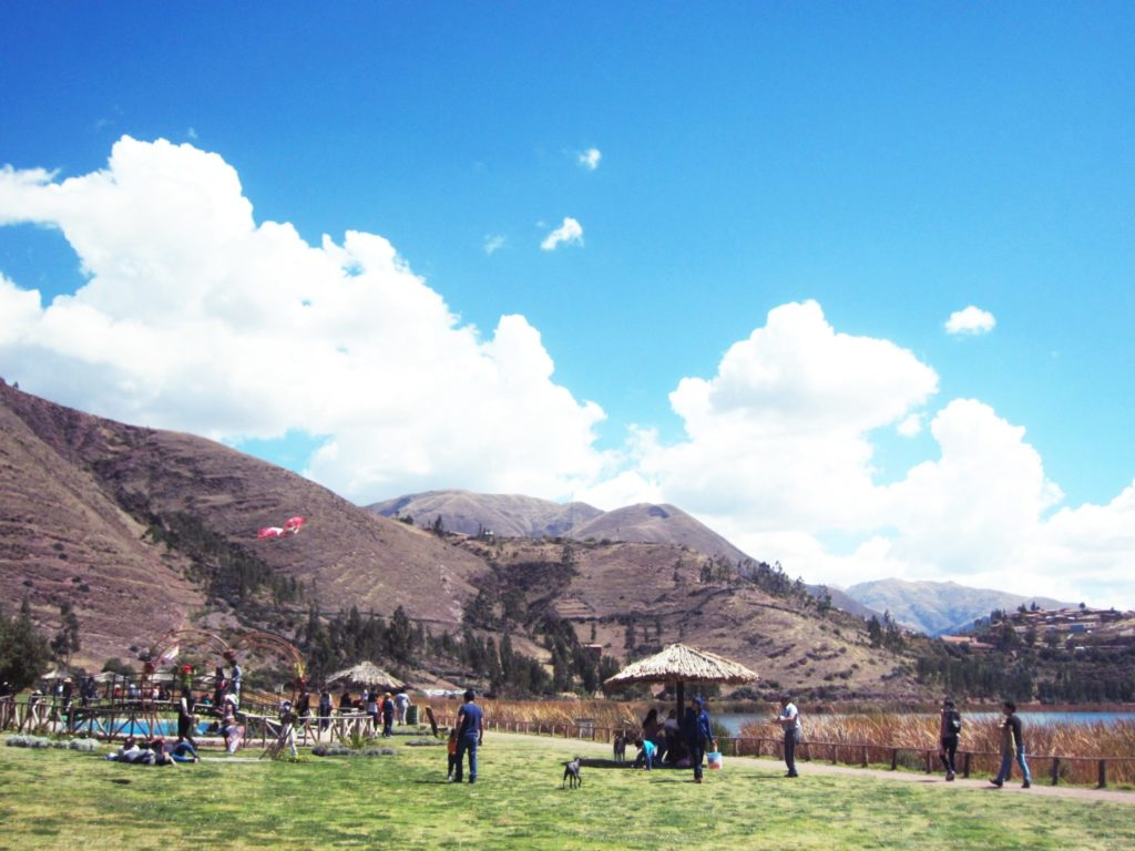 ペルー, クスコ, 観光, Urcos, ウルコス