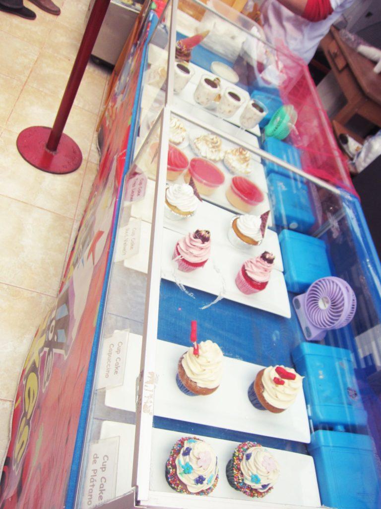 ペルー, クスコ, おいしい, アイスクリーム, Lucre, ルクレ