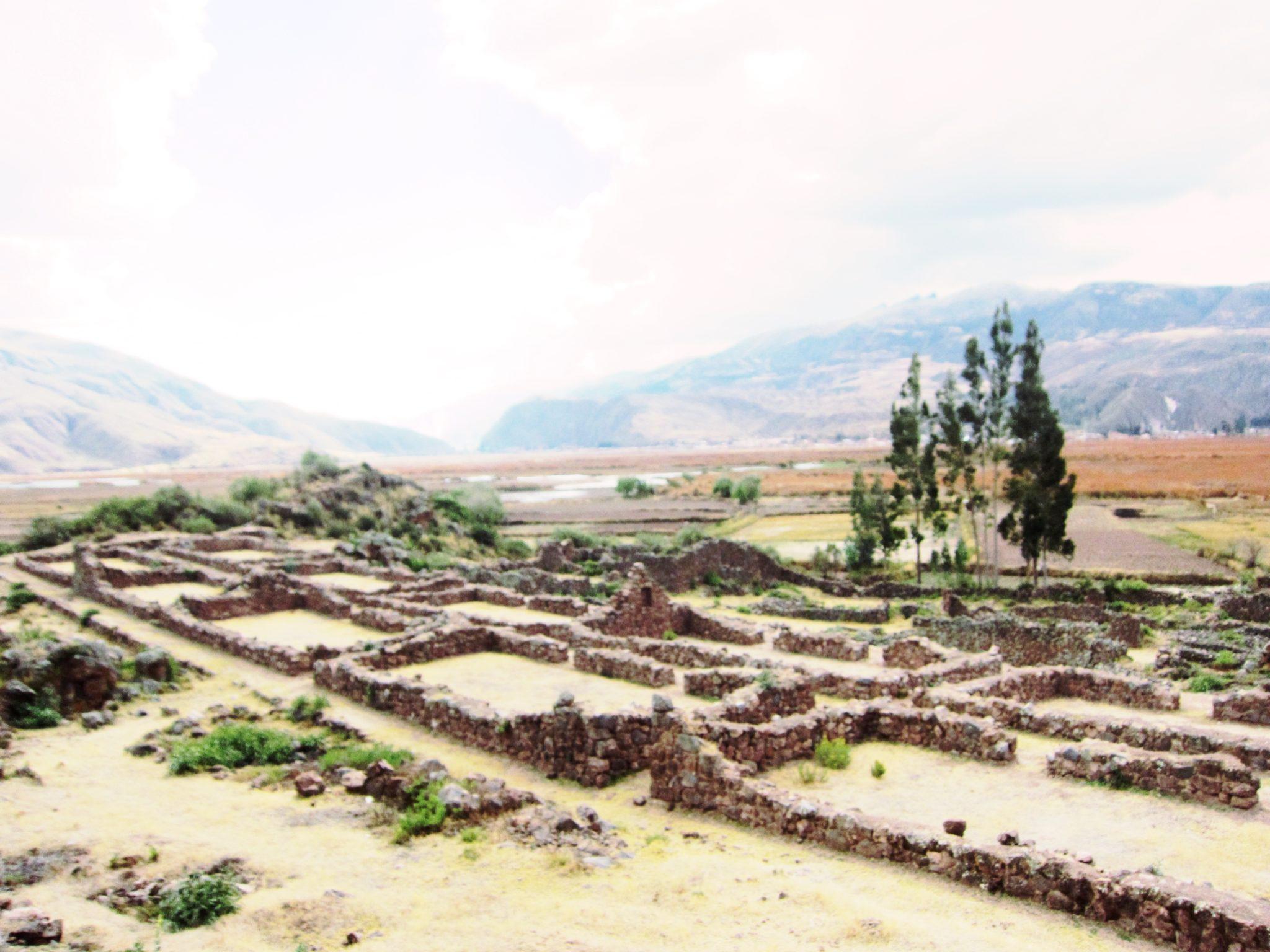 ペルー, クスコ, 遺跡, Pikillaqta, ピキヤクタ