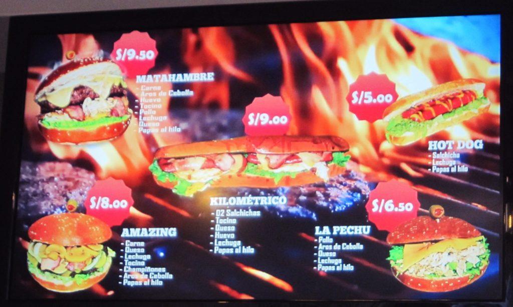 ペルー, クスコ, おいしい, ケーキ, ハンバーガー, カフェ