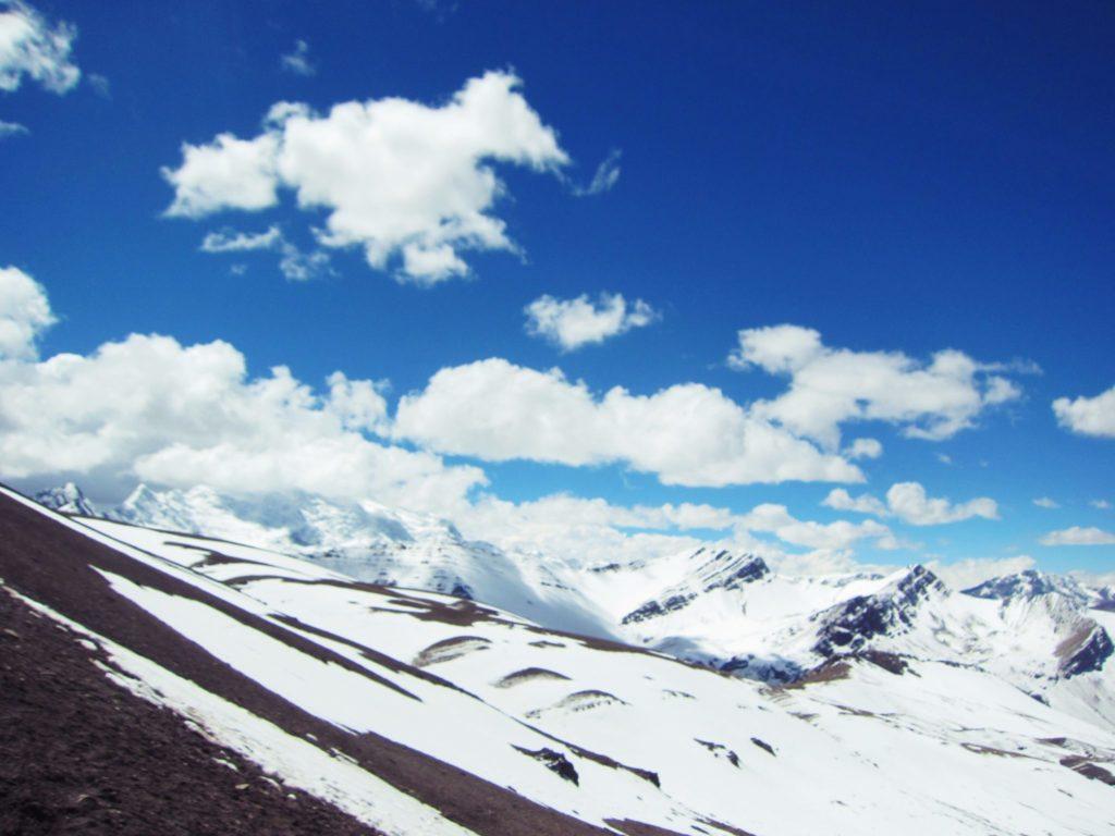 ペルー, クスコ, 観光地, レインボー, マウンテン, ツアー