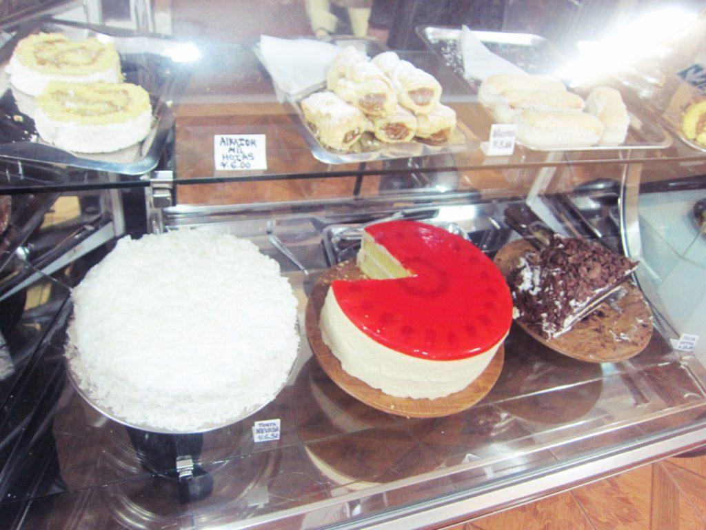 ペルー, クスコ, カフェ, デザート, ケーキ