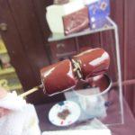 ペルー・クスコ、チョコレート専門のお土産屋さん Kontiti!マシュマロ・チョコ・フォンデュが食べられる
