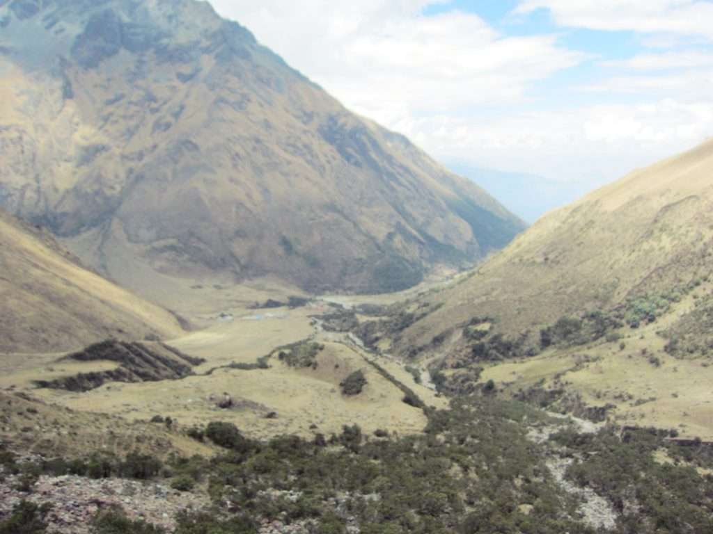 ペルー, 観光, クスコ, ウマンタイ, Humantay, ツアー